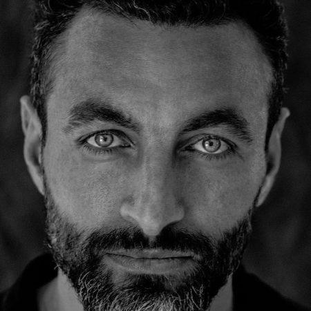 Brahim Rachiki - Model